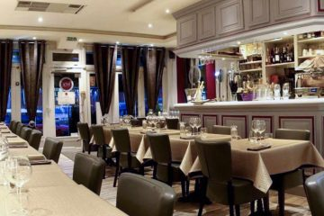 Restaurant braserie des halles Le Havre