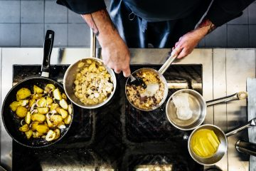apprendre à cuisiner avec les applications iPhone pour