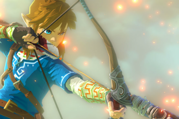 La série Zelda sur Netflix