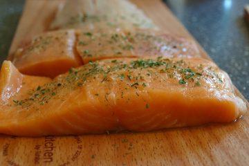 les bienfaits du saumon